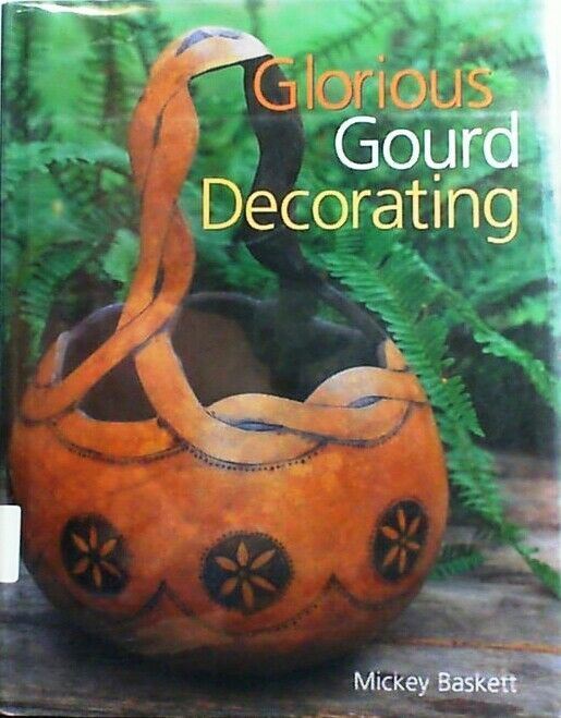 3 Big Hardcover Books on GOURDs Carving, Decorating, Making Musical Instruments