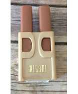 1 Milani Pretty Pair Matched Lipstick & Lipgloss Duo #801 TWO PERFECT New - $8.51