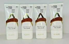 Almay Smart Shade Skintone Matching Makeup #600 Make Mine Dark 1 fl oz Set of 4  - $13.85