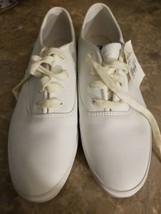 Keds Women's Vintage Champion Leather Shoes WK4575M White Size 9.5 - £28.02 GBP