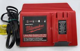 Milwaukee Power Plus 12V - 18V NiCd/NiMH Battery Charger - 48-59-0255 *R... - $24.99