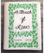 Florida Southern Recipes Cookbook Lauber Jade Collection Pinch of Love 1978 - $11.82