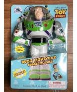 NEW Toy Story Buzz Lightyear Bubbble Blower, Disney Parks - $65.44