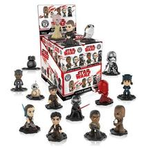 Funko POP Star Wars The Last Jedi Mystery Minis Toy Action Figures - $12.99