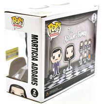Funko Pop Television Gomez Morticia Addams Family Entertainment Earth Exclusive image 3