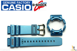 Casio G-Shock G-9100TC-2 Original Blue (Glossy) Band & Bezel Combo - $63.95