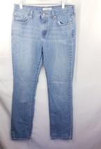Levis  Women's Jeans Size 10 long  Denim 505 Straight Leg Light Wash - $14.99