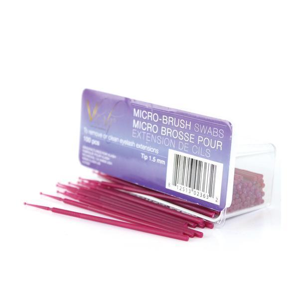 VLash Microfiber Brush 1.5mm/100pc