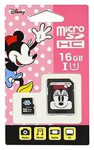 [Nintendo Switch measures] Disney's microSD card adapter set 16 GB Minnie - $47.55