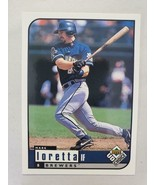 Mark Loretta ~ 1999 UD Collectors Choice #104 ~ Single Baseball Trading ... - £0.68 GBP