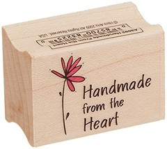 Hero Arts Handmade from The Heart Woodblock Stamp - $9.66