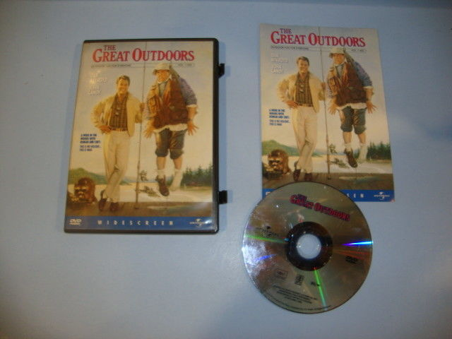 Great Outdoors (DVD, 1998, Widescreen)