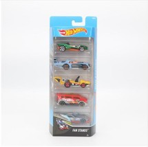 "Original 5pcs/box Hotwheels ""FAND STANDS"" Mini Car Collection Model Toys... - $19.99"