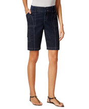 LEE Platinum Lola Orion Wash Bermuda Shorts, Blue, 12M …   6994-4 - $25.44