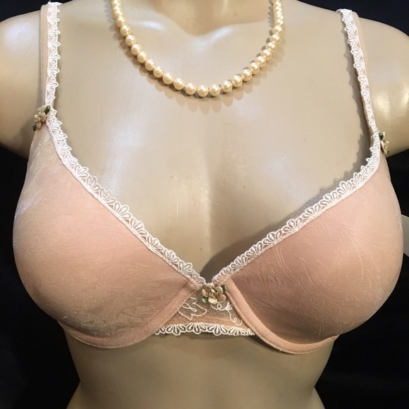 7290b7b2e7 Felina Nude padded angela bra 6142 36C NEW and 50 similar items. M  58aab05278b31c53d51924cb