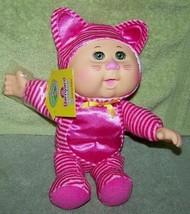 "Cabbage Patch Kids Cuties BARNYARD Friends EMMA KITTY 9"" Plush Doll NWT - $18.88"