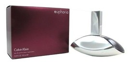 Euphoria by Calvin Klein 3.4 oz EDP Perfume for Women New In Box  - $32.99