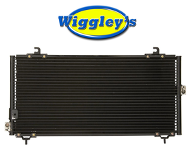 A/C CONDENSER TO3030148, AC4870 FITS 95 96 97 98 99 TOYOTA TERCEL/SD/LB 1.5 L4 image 1
