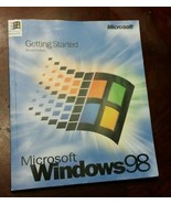 Microsoft Windows 98 Get Started 2nd Edition,English,Paperback,Textbook ... - $5.99