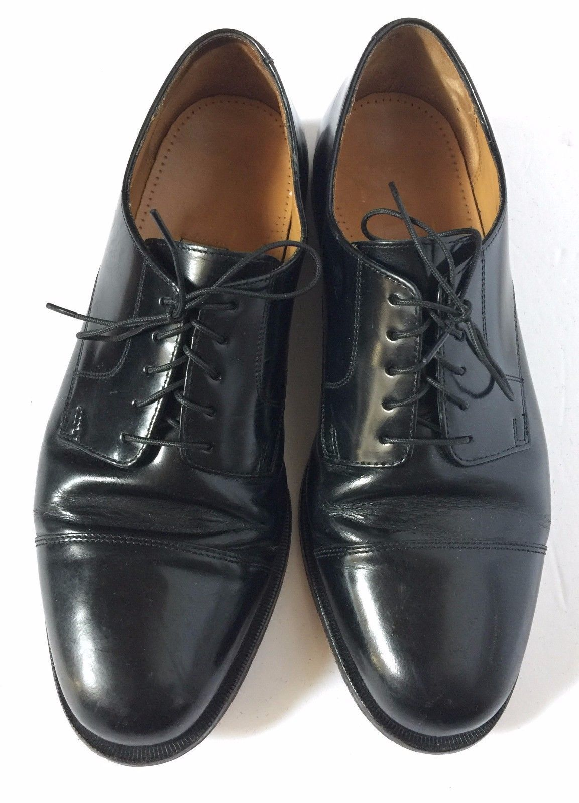 72e05a10a5e S l1600. S l1600. Previous. Mens Cole Haan Black Leather Lace Up Dress Shoes  Sz 11 EEE 3E EUC