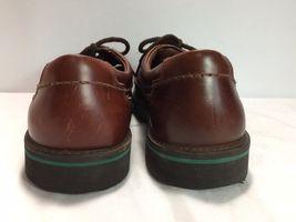 HUSH Walking Lace Brown PUPPIES 10M Shoe Leather Shoe Body Men's The Oxford BfgzqwxB
