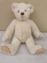 "Gund Bialosky Teddy Bear Cream Ivory 1984 9"" - $79.20"