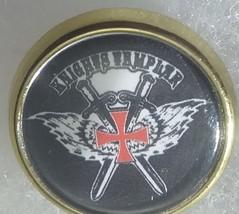 Knights Templar P2 -  Medallion - Key Chain - Lapel Pin -  Battle Flag   3' x 5' image 4