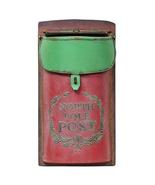 Vintage style North Pole Post Box Santa Letters Christmas Decor  - $49.95