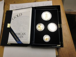 1998 American Eagle Gold Proof Set - $3,995.00