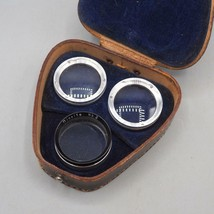 Minoltaflex Close-up Filter No 2 w/ Case for Rolleicord Camera Vtg - $83.12