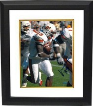 Vernand Morency signed Oklahoma State Cowboys 8x10 Photo Custom Framed- ... - $58.95