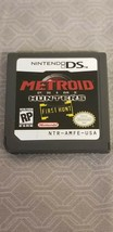 Metroid Prime Hunters: First Hunt Demo (Nintendo DS, 2004) Video Game Ca... - $8.90