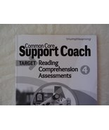 Common Core Support Coach, Target: Reading Comprehension, Assessments, G... - $27.72