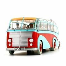 Collectible car Tintin Swissair bus The Calculus Affair Nº2 29581  image 2
