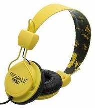 WeSC X Fatsarazzi Collab Premium Headphones + disposable Camera B105504205 NIB image 2