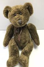 "Bixby Russ Bear Brown  Down Stuffed Animal 10"" Plush - $21.77"