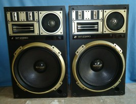 Sansui SP-Z990 Speakers, cash and local pick up only (92395), See the Vi... - $650.75