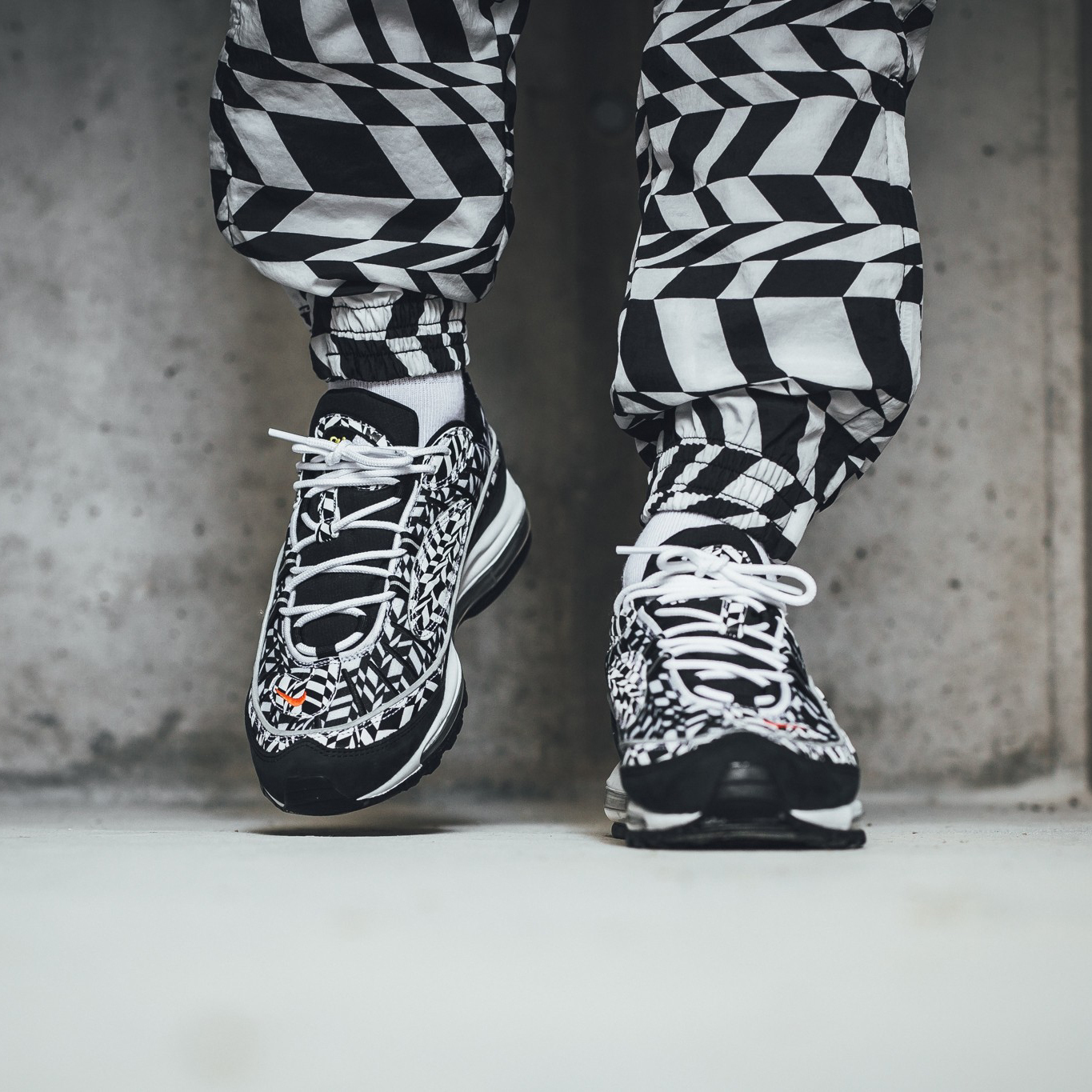 Nike Air Max 98 All Over Print (Zebra Camo and 50 similar items