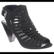Coach and Four Kellisa black heeled sandals - $32.67