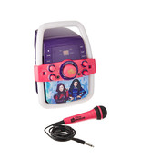 Disney Descendants Flashing Light Karaoke System - $85.95