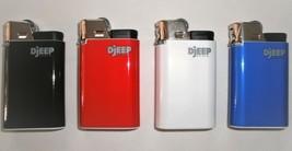 4 DJEEP PARIS Deluxe Lighters, up to 4000 lights - $9.80