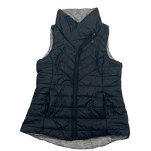 Mondetta Women's Large Asymmetrical Zip Quilted Reversible Magnetic Puff... - $24.28