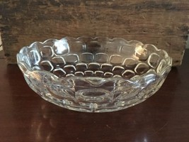 Lot #9 / Federal Glass Yorktown Colonial Clear ... - $29.99