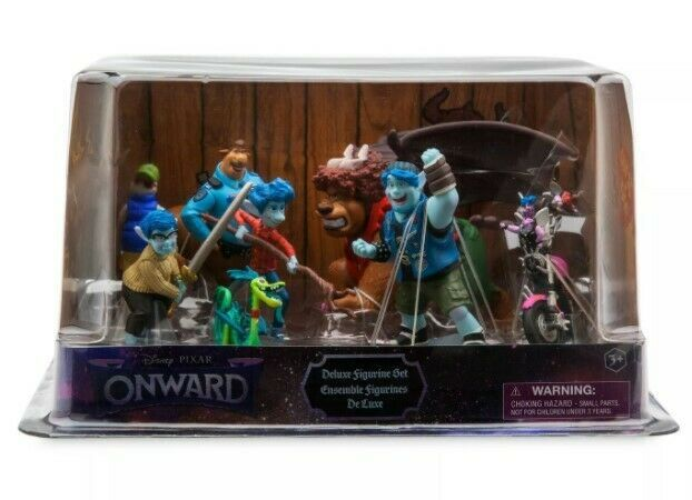 New Disney Pixar Onward Deluxe Figure Play Set Action Figures - $29.00