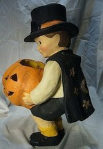 Bethany Lowe Large Pumpkin Surprise Boy Treater image 2
