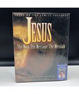 FOCUS ON THE FAMILY CD-ROM PC audio book Jesus man message Messiah windo... - $23.76