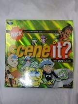 "New ""Scene It"" Nick Trivia DVD Game 2006 Nickelodeon Sealed - $25.56"