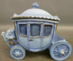 Vintage Carriage Ceramic Candy Dish - $41.58