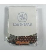 Lowenbrau Octoberfest Löwenbräu Oktoberfest Note Pad Paper Advertisement... - $4.98