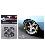 1968 Gulf Oil Chevrolet Camaro Street Fighter Good Year Competition Tire... - $28.04